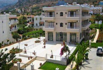 Niko Elen 3 * (Kreta, Grecja): opis i opinie