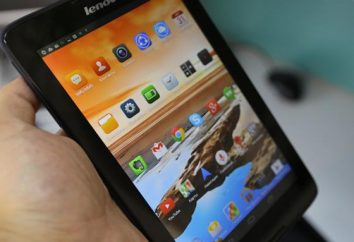 "Come scegliere un tablet ""Lenovo"" 7 pollici con una scheda SIM?"