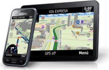 Comme « Android » set « SitiGid » – une application fonctionnelle et utile