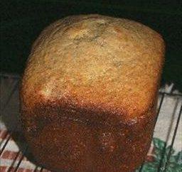 La cuisine maison. recette de gâteau pour la machine à pain