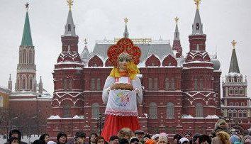 muñeco de carnaval. Carnival muñeca – una clase magistral