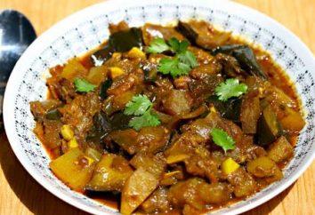 Bakłażan z mięsem i ziemniakami w multivarka: serdeczny i aromatyczne danie na każdy dzień