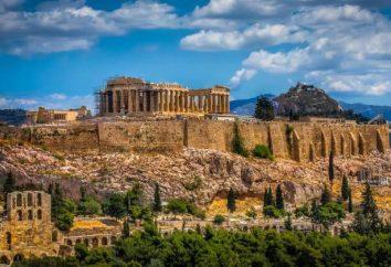 Arquitectura griega antigua: elementos y características