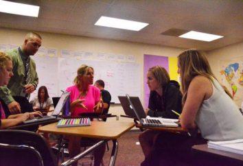 conseils d'enseignement à l'école et à la maternelle: l'organisation, la préparation, la conduite, le but, les objectifs, les formes de développement
