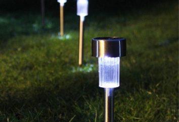 Zuverlässig und schöne Straßenlampen für den Garten