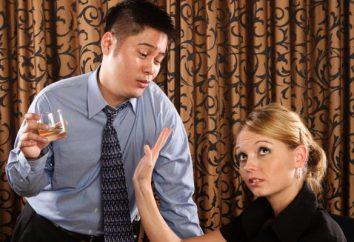 problemi familiari: ciò che un sogno marito ubriaco?
