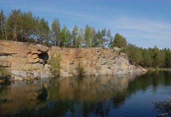 Quarry Korostyshevsky – Ukrainian Karelia