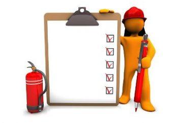 Istruzione sulle misure di sicurezza antincendio – garantendo la sicurezza della proprietà e della vita delle persone
