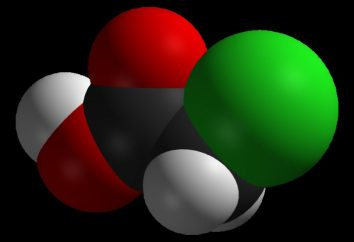 acido cloroacetico: Preparazione e proprietà chimiche