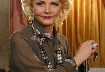 Atriz Olga Naumenko: biografia, família e trabalho