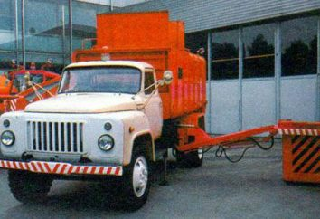 specifiche auto GAS-53: carico, dispositivo e del circuito