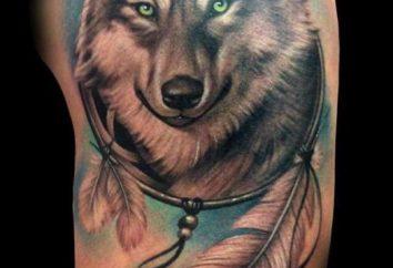 Loup-garou – un tatouage avec sens