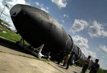 """System rakietowy """"szatan"""". """"Szatan"""" – najpotężniejszy rakiet jądrowych na świecie"""