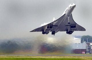 Concord – das Flugzeug der Zukunft?