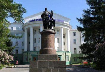 Arkhangelsk: Lomonosov monumento. descrizione