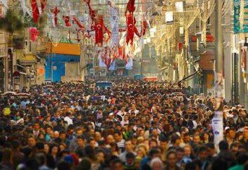 Populacja Turcji: charakter mieszkańców i tradycji rodzinnych