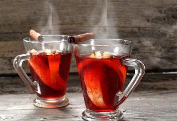 recette de vin chaud d'un rhume. Est-vin chaud dans le froid?