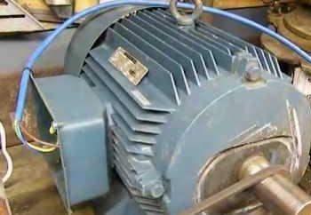 motore trifase in reti monofase. Motore fase di cablaggio