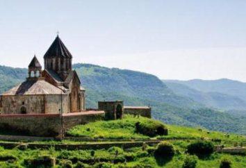 Dov'è il Nagorno-Karabakh