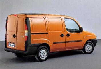 """""""Fiat Doblo» – wielki samochód rodzinny"""