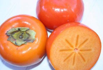 Was sind die Sorten von Persimmon