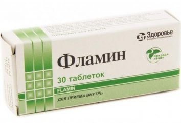"""Tablets """"Flamen"""": instruções de uso"""