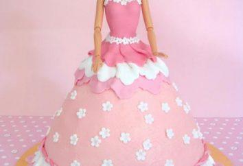 """Cake """"Puppe"""" – ein Rezept. Cake """"Puppe"""" des Mastix"""