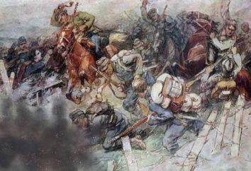 Batalha de Galicia em 1914 brevemente. Resultados da batalha galega