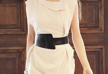 robe élégante: les tendances de la mode