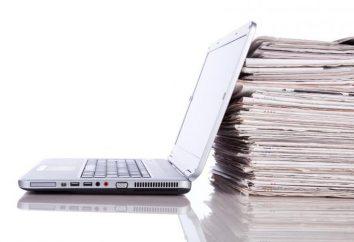 Dokumenty dotyczące personelu, ich typów. Jakie są zlecenia na pracowników?