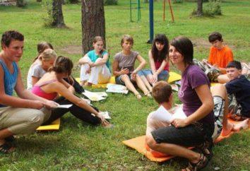 In einem Winterlager, ein Kind zu schicken? Winterlager für Jugendliche