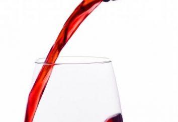 Wino z wiśni w domu. Funkcje recepty