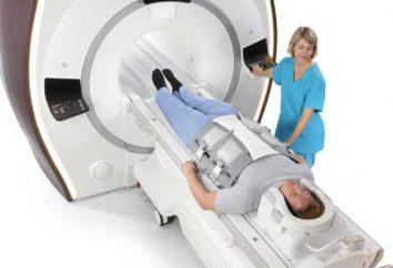 Was zeigt die MRT des Kopfes? Magnetresonanztomographie