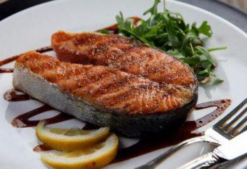 salmón a la parrilla: las mejores recetas
