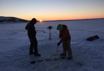 Qu'est-ce que vous avez besoin pour la pêche sur glace? Quels sont les accessoires nécessaires pour la pêche d'hiver?
