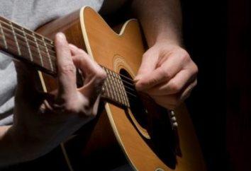 O que é e como guias sobre eles a tocar um instrumento?