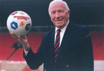 Matt Busby, Cheftrainer von FC Manchester United: Biografie, Sport Karriere