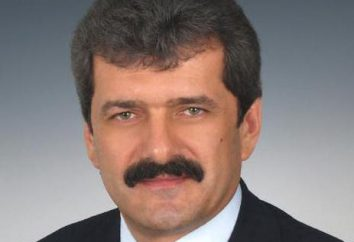 Deputato della Duma di Stato di Stavropol e Alexander Ishchenko