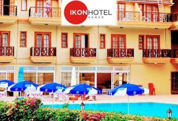 Ikon Hôtel 3 * (Turquie, Kemer): photos, prix et commentaires
