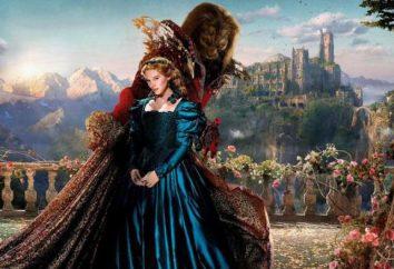 """La película """"La bella y la bestia"""": actores y roles"""