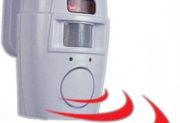 Sensore di movimento a microonde: Principio di funzionamento di appuntamento