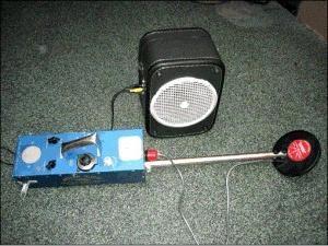 Jak zrobić wykrywacz metalu z rękami z dostępnych materiałów