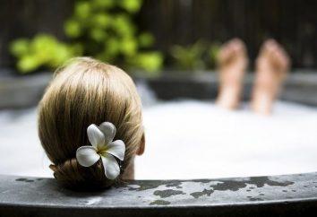 Leczenie bez leków: kąpiele terpentyny dla poprawy zdrowia