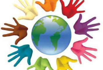 Día Internacional para la Tolerancia: todos somos diferentes, pero todavía tengo que respetar a los demás