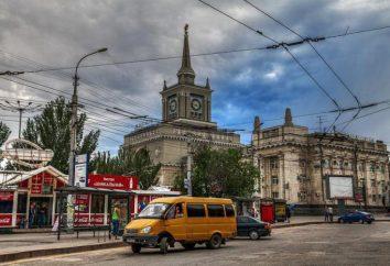 Wołgograd, minibusy: harmonogram. Trasy minibusów wołgograd