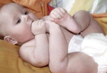 Pryszcze na dupie dziecka: przyczyny, leczenie, zapobieganie
