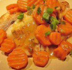 caldeirada de peixe com cenouras e cebolas: uma receita simples e rápida