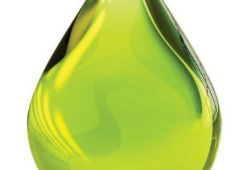 óleo verde, não só nutritivo, mas produto saboroso