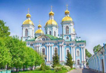 Catedral Naval Nicholas-Epifanía: fotos, descripción, arquitecto, dirección, horario de culto