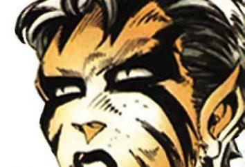 """Kim jest Biała tygrysica ( """"Marvel"""")?"""